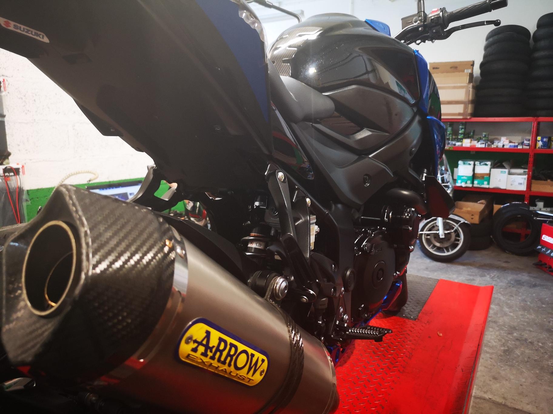 Réparation moto à Clermont Ferrand