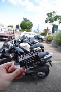 Moto Dome Services (75) reparation moto Clermont Ferrand