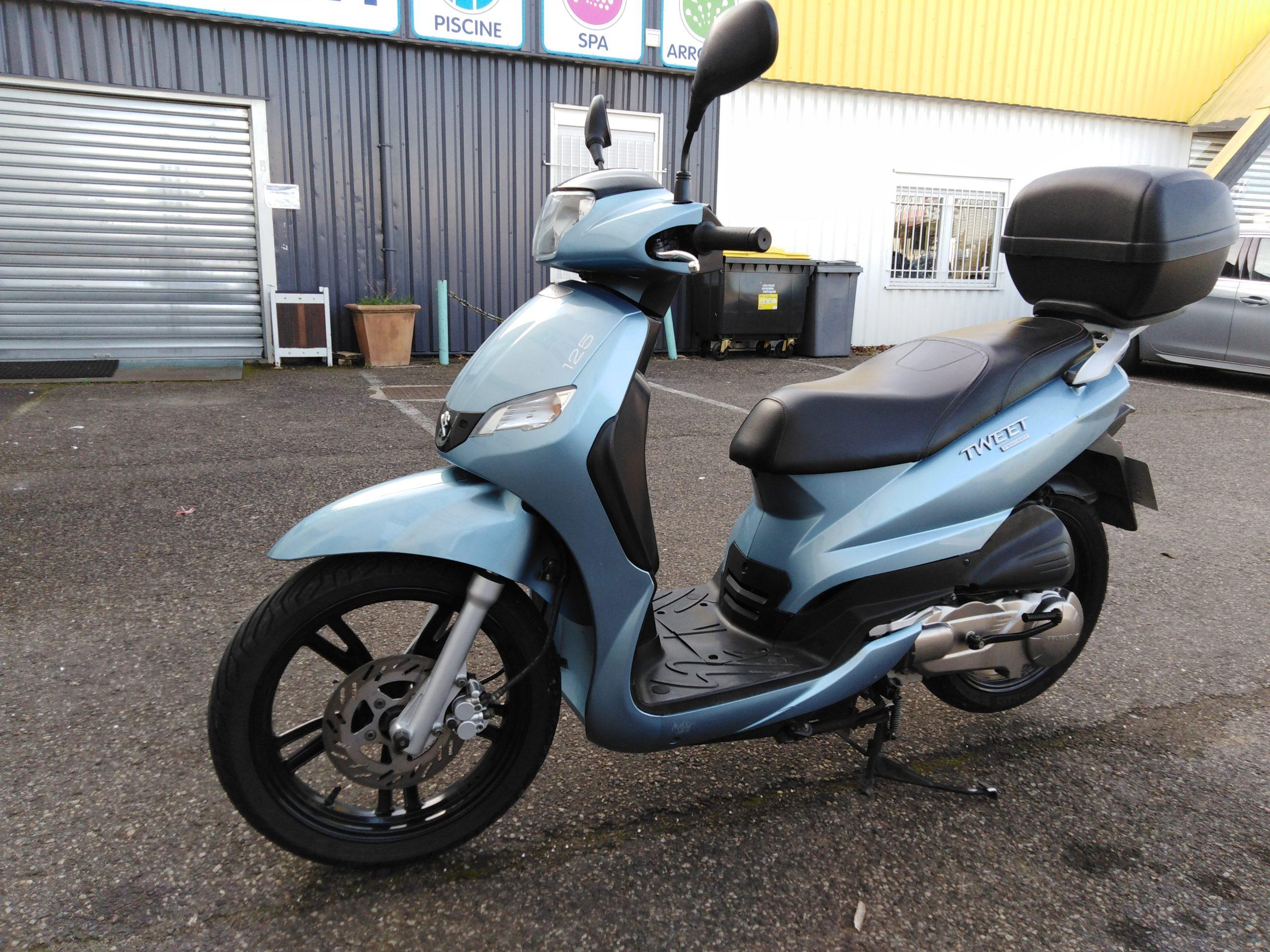 Scooter peugeot à vendre Saint-Etienne